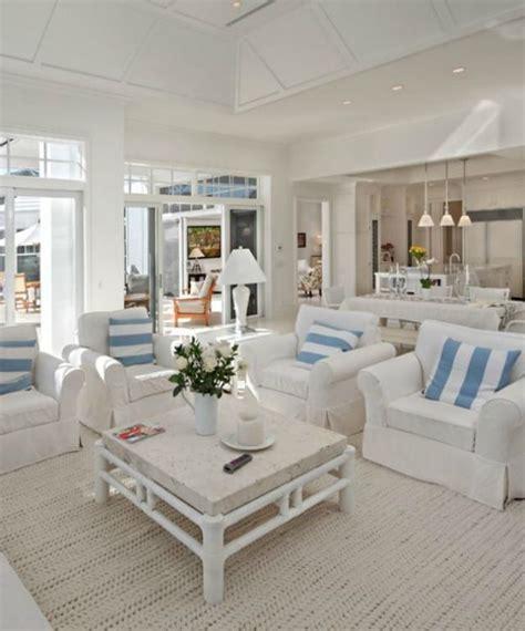 beach house living room furniture 40 chic beach house interior design ideas white