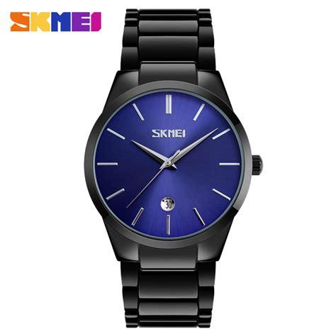 Jam Tangan Skmei 9140 skmei jam tangan analog pria 9140cs black blue