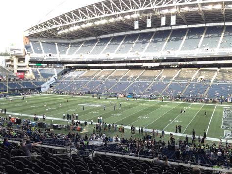 what sections are covered at centurylink field centurylink field section 231 seattle seahawks