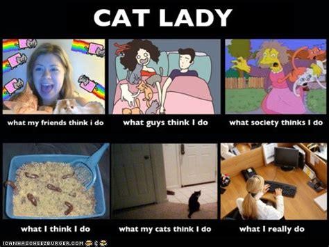 Cat Lady Meme - misses peach s meowz a funny on sunday