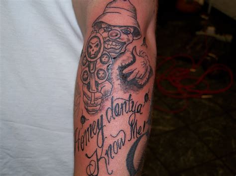 cholo tattoo designs file tattoos gangster by keith killingsworth jpg