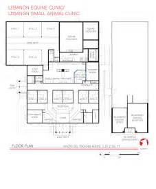 Veterinary Clinic Floor Plans equine clinic lebanon small animal clinic floor plan large photo