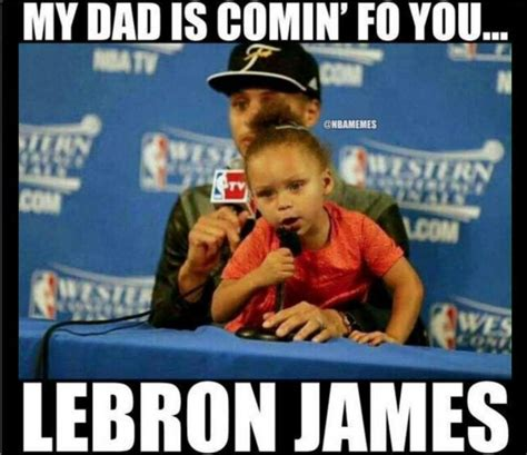 Steph Curry Memes - steph curry lebron james the memes you need to see