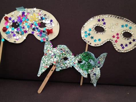 craft masks mask masquerade toddler pre school children