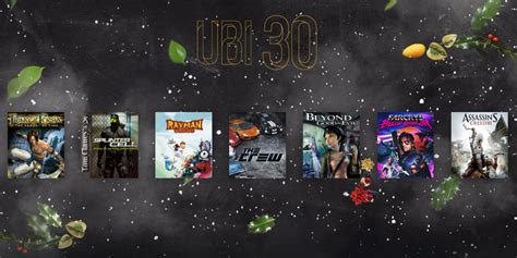 ubisoft games free download full version for 7 get 7 free ubisoft games this weekend for ubi 30
