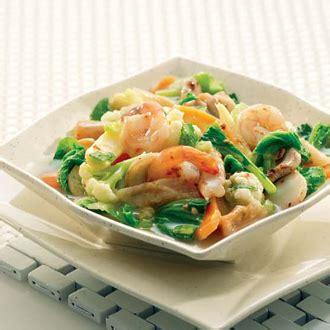 membuat capcay sayur resep cara membuat capcay goreng sayuran mix bakso udang