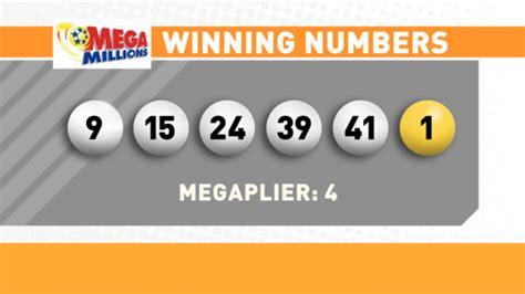 Mega Money Past Winning Numbers - mega millions past winning numbers bing images