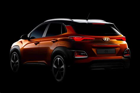 hyundai of new hyundai kona suv specs details photos by car magazine