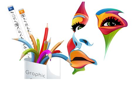 free designing rainbow feathers of a best graphics design company