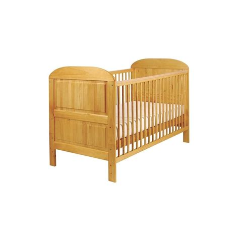 bed cot east coast angelina cot bed cot beds furniture from