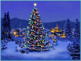 my 3d christmas tree screensaver 1 0 download free