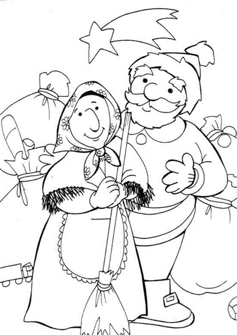 coloring pages for christmas in italy disegni di natale per bambini