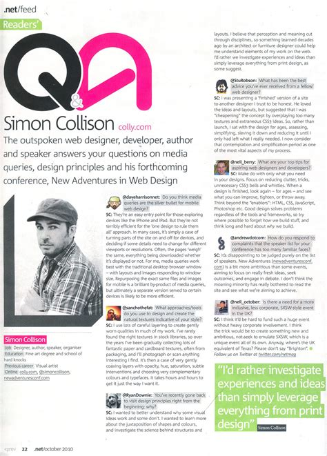 layout design interview questions simon collison colly autobiography