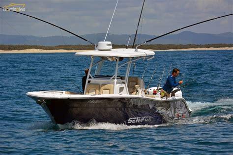 sea fox boats reviews boatsales au sea fox 288 commander review seafox