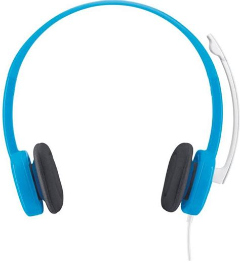 Logitech Headset H150 Blue Limited logitech h150 headset with mic price in india buy logitech h150 headset with mic