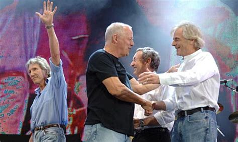 Kaos Band Pink Floyd Logo roger waters and david gilmour team up to benefit