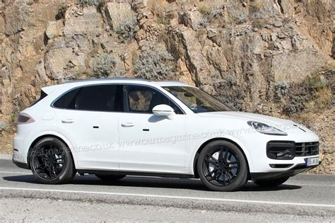 latest porsche new 2017 porsche cayenne what to expect by car magazine