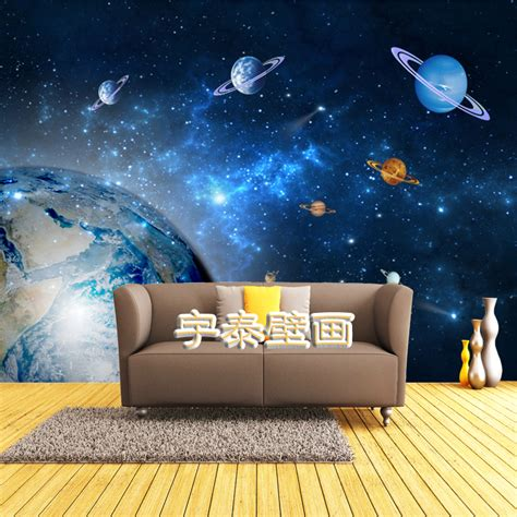 outer space wall mural outer space wallpaper reviews shopping reviews on outer space wallpaper aliexpress