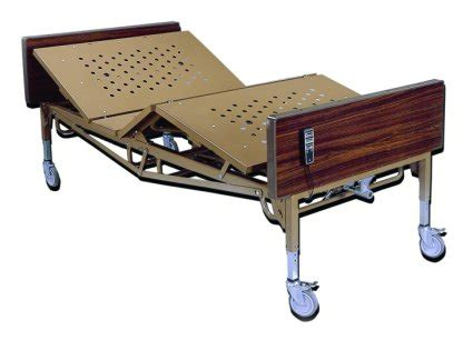 bariatric hospital bed full electric adjustable bed