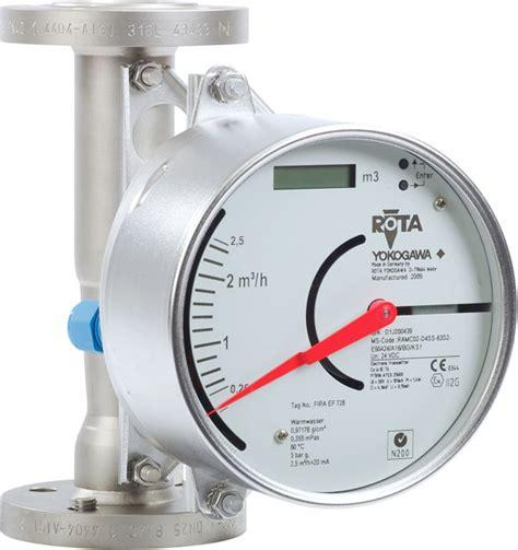 Flow Meter Yokogawa Ramc Variable Area Flow Meter Yokogawa America