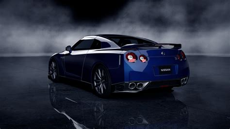 nissan gtr black edition blue nissan gtr iphone wallpaper image 12
