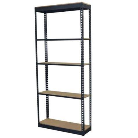 storage concepts 72 in h x 36 in w x 12 in d 5 shelf