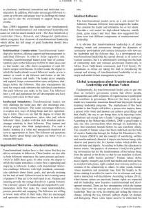 transformational leadership research paper transformational leadership research papers gcisdk12 web