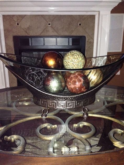 coffee table centerpiece my new coffee table centerpiece decorating pinterest