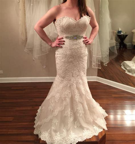 Real brides essense of australia wedding dress d1846   Weddingbee