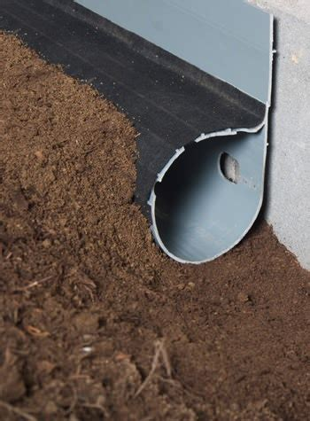 French Drain Systems for PA and NY Basements   Warranted