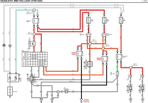 98 f150 fog light switch wiring diagram get free image