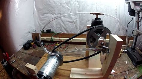 diy steam powered electric generator part 1
