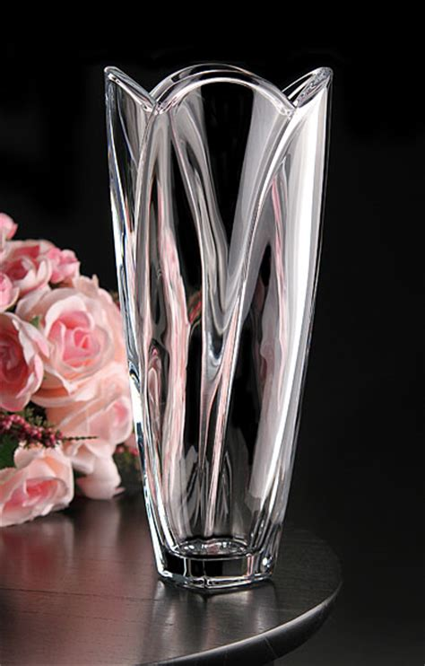Waterford Tulip Vase by Marquis By Waterford Tulip 10 Inch Vase