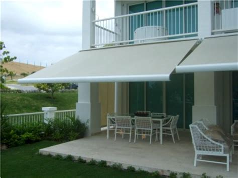 awning fabric canada the brasilia slim retractable cassette awning patio