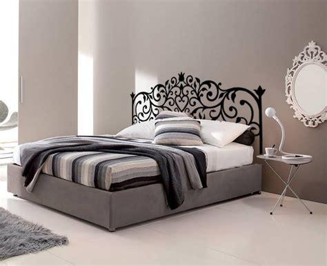 testate letto ferro battuto testata letto adesiva disegno ferro battuto per la casa