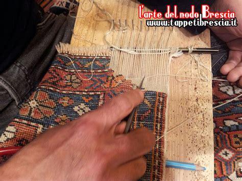restauro tappeti riparazione e lavaggio tappeti brescia l arte nodo