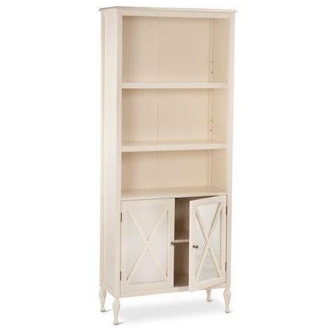 Hollywood Mirrored Bookcase Dove White Target 229 Target Bookcases White