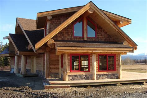 post and beam house designs log post and beam home plans and designs pioneer log homes of bc