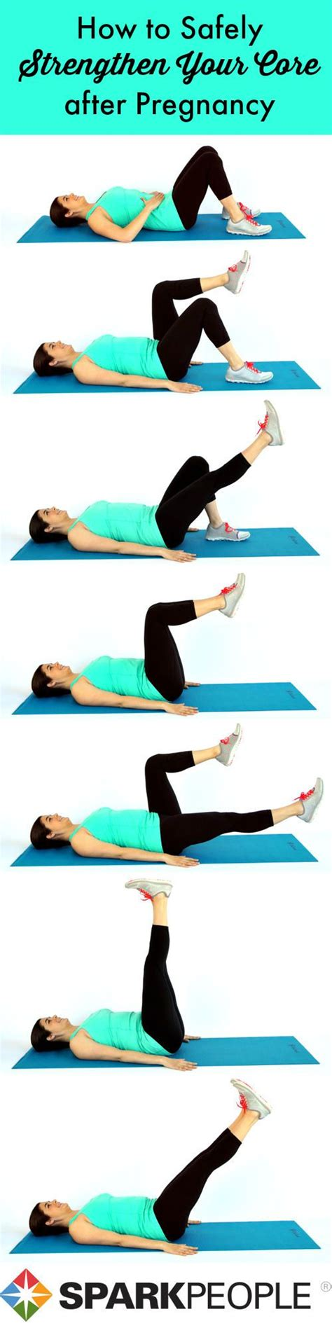 6 exercises to rebuild your after pregnancy exercises pregnancy and shapes