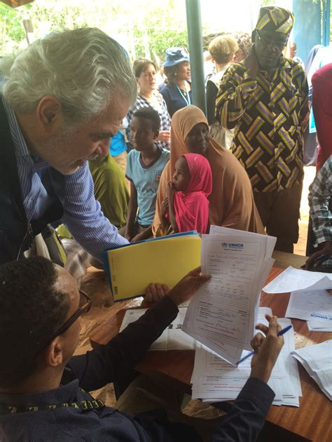 Cwt Help Desk by Field Visit To Somalia And Kenya 20 22 January 2016