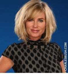 eileen davidson hair cut ashley abbott et victor newman eileen davidson et eric