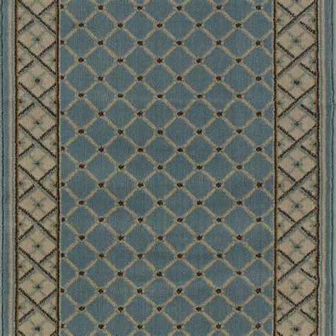 Natco Rugs by Natco Stratford Bedford Light Blue 33 In X Your Choice