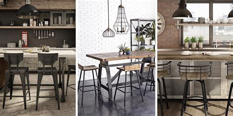 industrial dining room furniture industrial furniture decor ideas for your home
