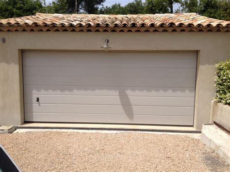 porte de garage sectionnelle tubauto voiture auto garage