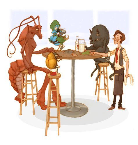Draco Tavern the draco tavern by onyxserpent on deviantart