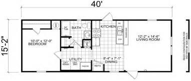 16 wide mobile home floor plans bethany 16 x 40 607 sqft mobile home factory expo home