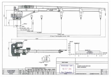 drawing for sale offshore crane com find here offshore cranes and port