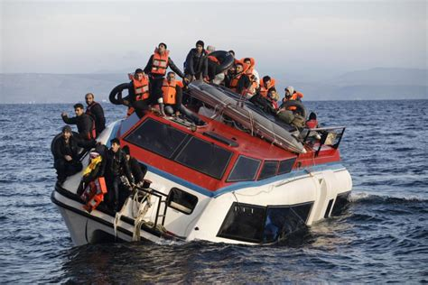 refugee boat cyprus cyprus mounts rescue of more than 120 migrants aboard boat