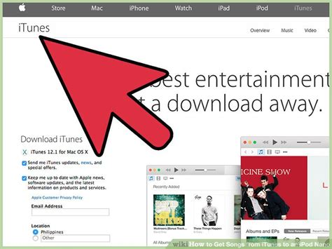 How To Put Itunes Gift Card On Ipod Touch - 2 easy ways to get songs from itunes to an ipod nano