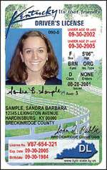 Verification Letter Driver S License Ky Kentucky Ky Compliancewiki